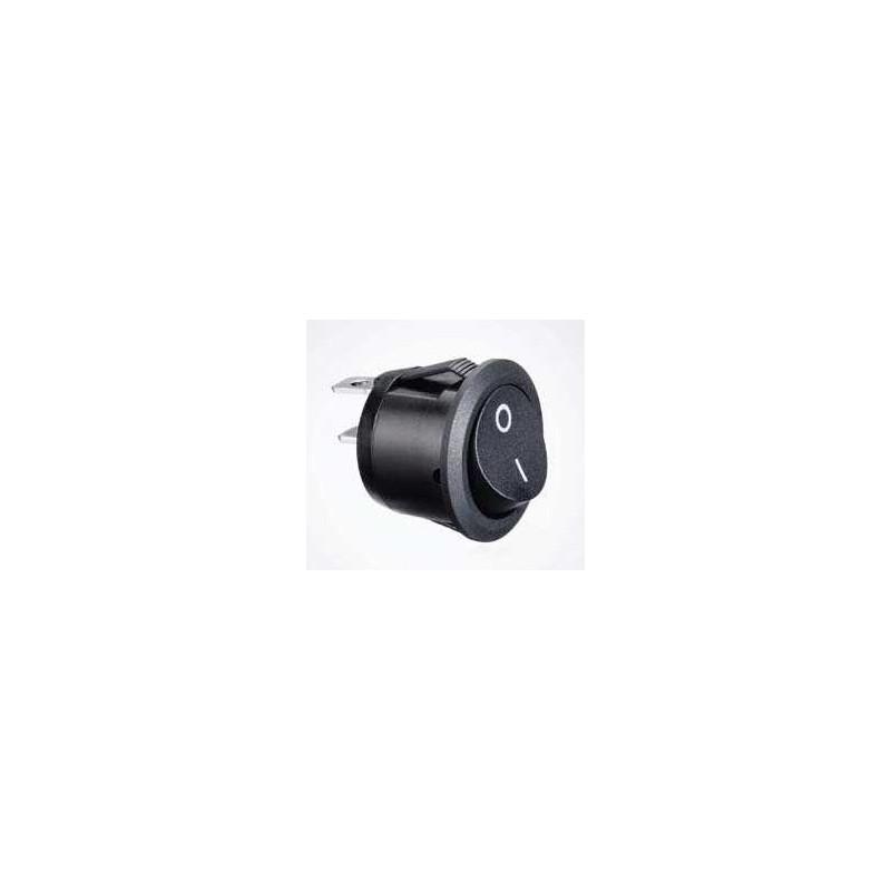 Phonocar interrupteur rond diam. 20 mm