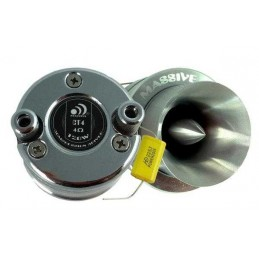 Massive Audio Paire de CT4 Neodynium (4 Ohms, 30 WRMS, 100 dB)