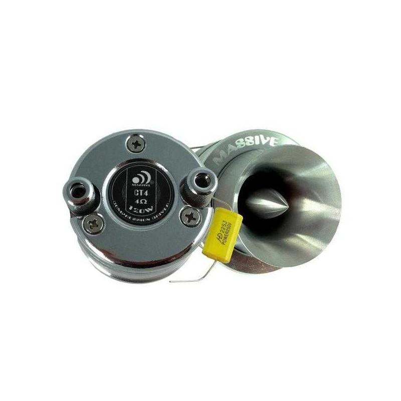 Massive Audio CT4 Neodynium (4 Ohms, 30 WRMS, 100 dB)