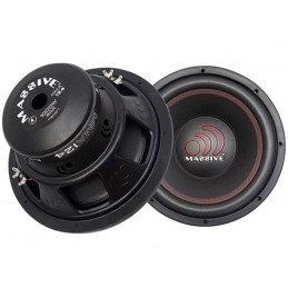Massive Audio MMA104 (25 cm, 500 WRMS, Double 4 Ohms, 88.3 dB)