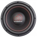 Massive Audio MMA124 (30 cm, 500 WRMS, Double 4 Ohms, 88.2 dB)