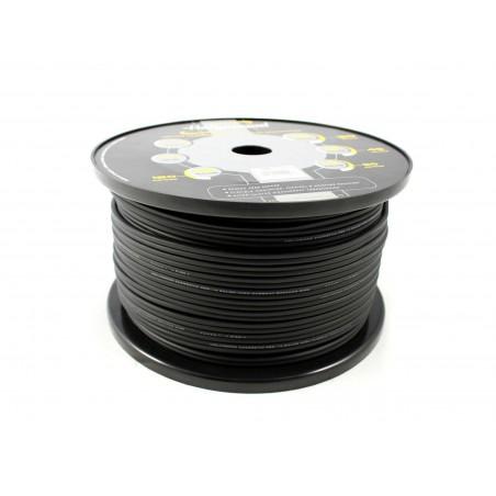 Hollywood 2x1.5 mm² Noir OFC 100% cuivre