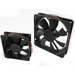 Hollywood HF 2 ventilateur 12v (12x12x2.5 cm)