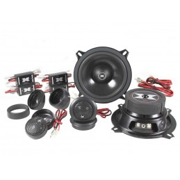 eXcursion SX 5C (13cm, 2 voies, 4 Ohms, 60 WRMS)