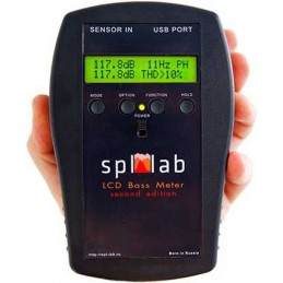 SPL LAB LCD Bass Meter (second Edition)