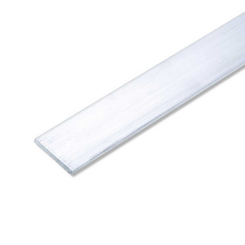 Barre d'aluminium Haute Qualité (8x2x100 cm)