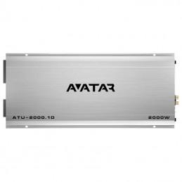 Avatar ATU2000.1D (2000 WRMS @ 1 Ohms)