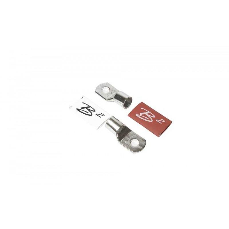B2 Audio 2 cosses 70/90 mm² cuivre étamé à l'argent
