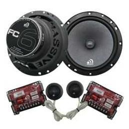 Massive Audio FC6 (16.5 cm, 150 WRMS, 2 Voies, 4 Ohms)