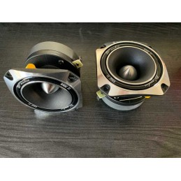 B2 Audio 2 Tweeters SQ RAGE T1 (4 Ohms, 120W /40 W RMS, 103 db)
