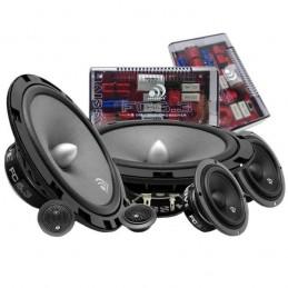 Massive Audio FC6.3 (16.5 cm, 200 WRMS, 3 Voies, 4 Ohms)