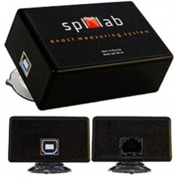 SPL LAB USB BASS METER SECOND EDITION - Multifonctionnel
