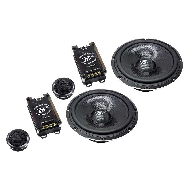 B2 Audio RAGE6.1 (16.5 cm, 150 WRMS, 2 Voies, 4 Ohms)