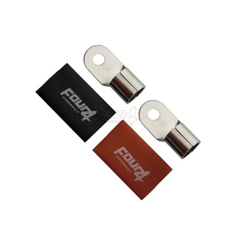 4 Connect 4-690973 cuivre (2 cosses oeillets 70-100mm², M8)