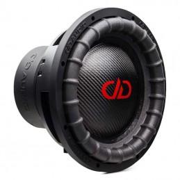DD Audio DD3012D4 ESP HiDef Sub SQ (30 cm, 800 Wrms, Double 4 Ohms)