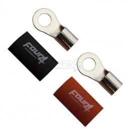 4 Connect 2 cosses 20 mm²/ M8 cuivre