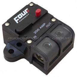 4 Connect Disjoncteur 200A (câble de 50 à 20 mm²)