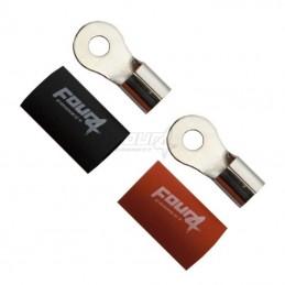 4 Connect 2 cosses 20 mm²/ M6 cuivre