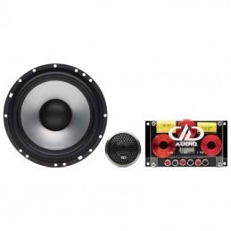 DD Audio CC6.5a (16.5 cm, 180 WRMS, 2 Voies, 4 Ohms)