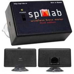 SPL LAB WIRELESS BASS METER Third Edition (USB et Wifi)