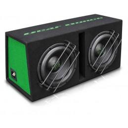 "Deaf Bonce Machete Dual 12"" Box ( 2x30 cm, 1000 WRMS, 1 Ohm, 98 db)"
