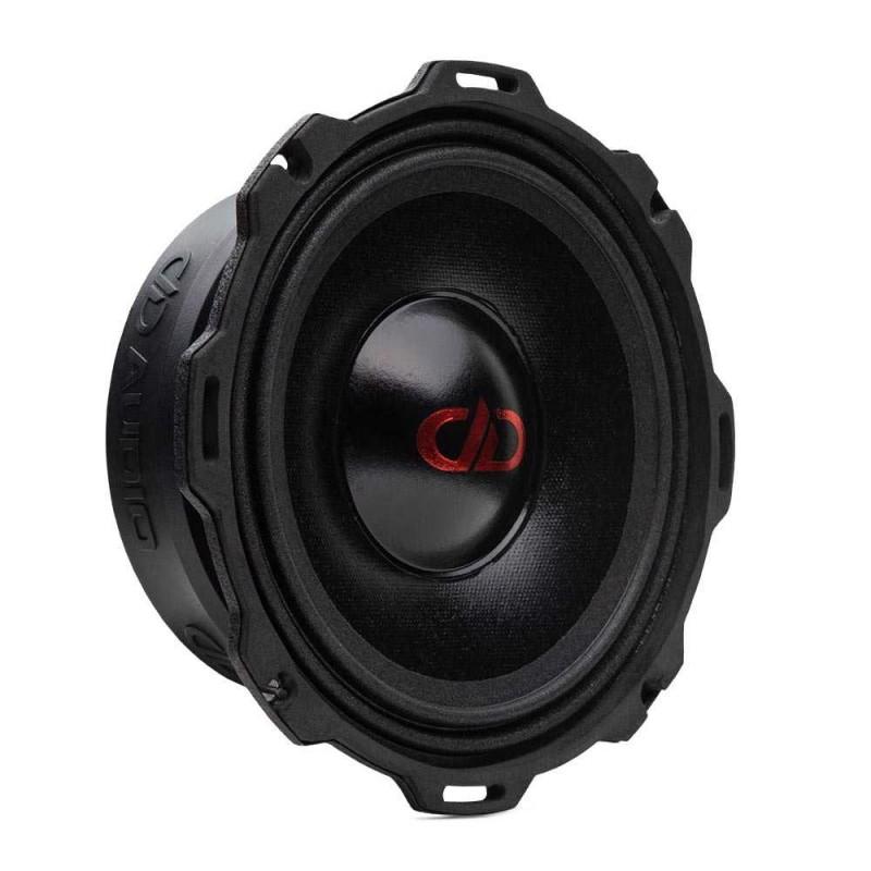 DD Audio Paire VO-M6.5a (2x16.5 cm, 300 WRMS, 4 Ohms, 91 db)