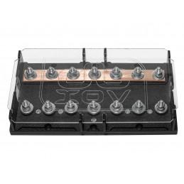 DBVox Bloc d'alimentation dBVox 24 (pour 7 fusibles ANL)
