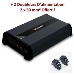 SounDigital SD-8000.1D EVO 4.0 2 Ohm (8920 WRMS @ 2 Ohm, 14.4v)