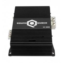 SoundQubed U1-1500 (1500W RMS à 1 Ohm)