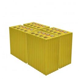 Winston LiFePO4 700Ah (4 cellules 3.2v, 2100A continu, +70Kws)