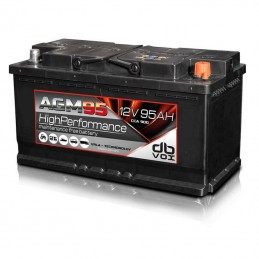 DBVox AGM 95 (12v, 95 Ah, 4000A cc)