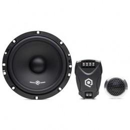 SoundQubed QS-6.5 (16.5 cm, 75 WRMS/ 300 W Max, 2 Voies, 4 Ohms)