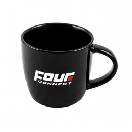 4 Connect Mug Noir