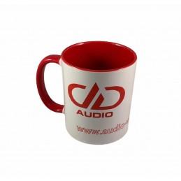 DD Audio Mug rouge et Blanc