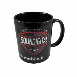 SounDigital Mug Noir