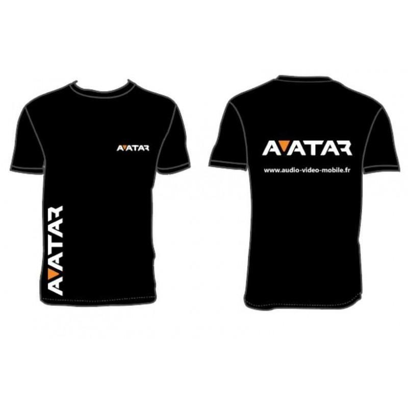 Avatar T-shirt Noir Homme