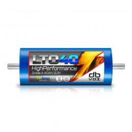 DBVox Pack 6 piles à oxyde de titanate de lithium - LTO 2.3V 40AH